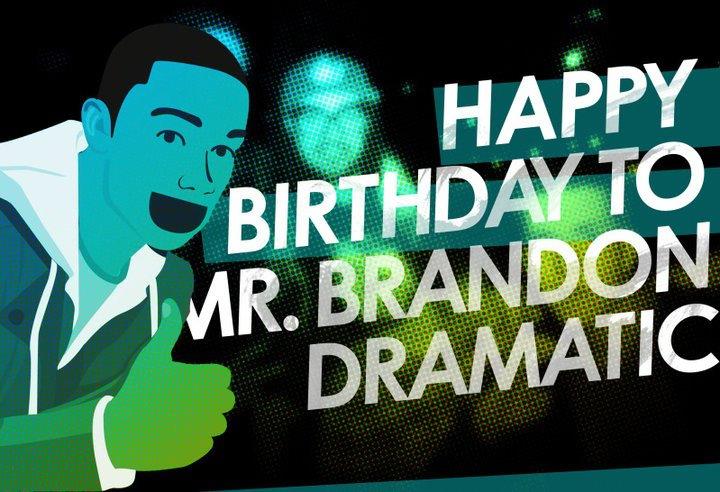 brandon dramatic
