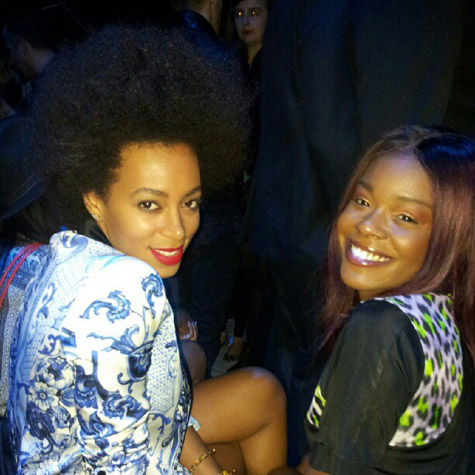 solange knowles and azealia banks milan