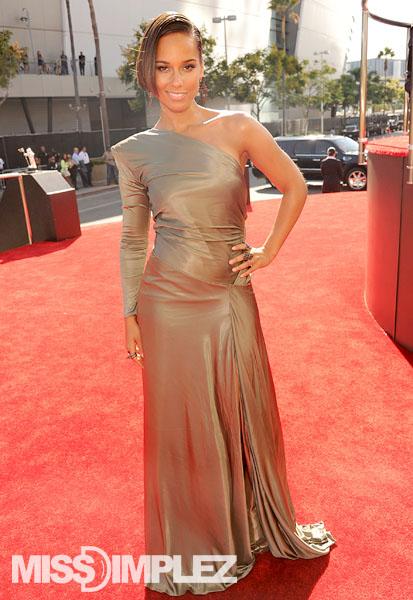 vma red carpet alicia keys