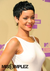 vma red carpet rihanna