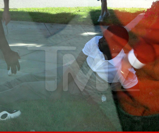 diddy car accident 2012