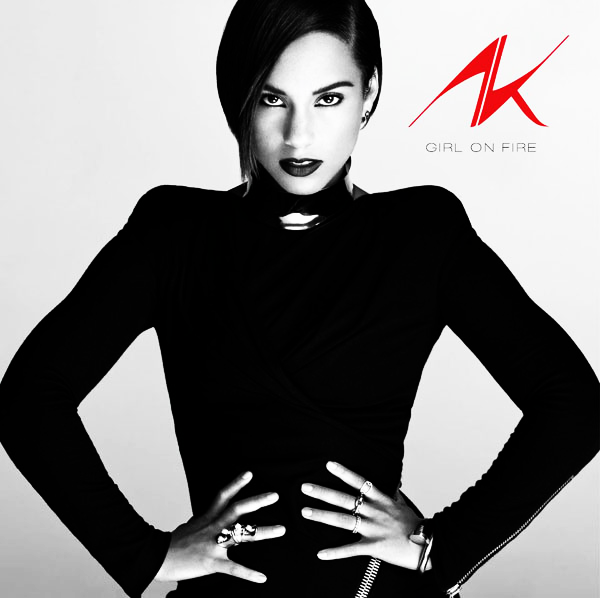 girl on fire album alicia keys