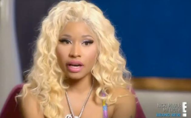 nicki minaj my truth