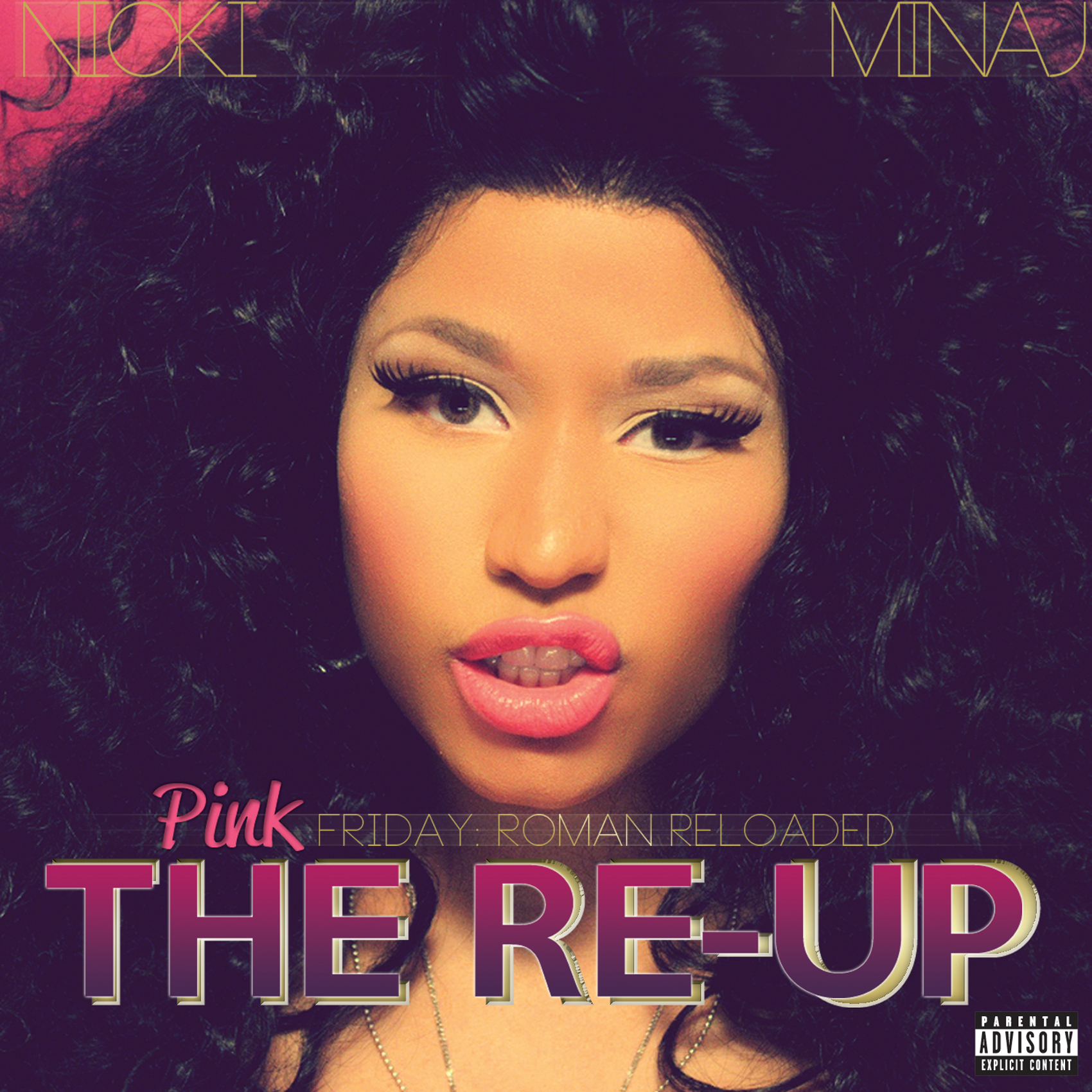 nicki minaj roman reloaded the re-up