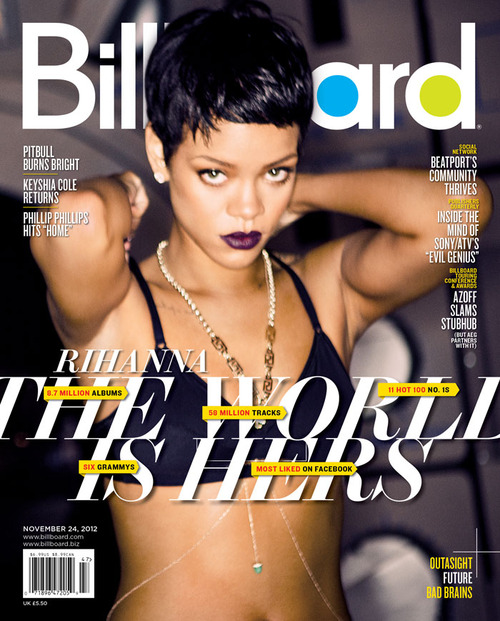 rihanna billboard magazine cover