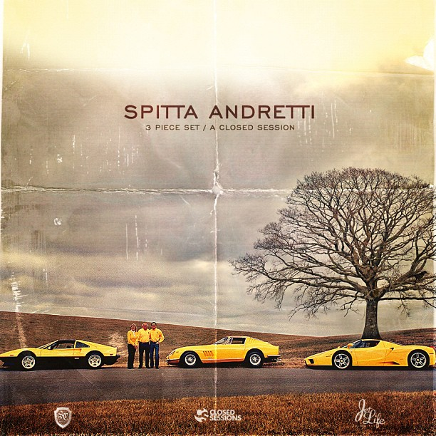 curren$y spitta 3-piece-set