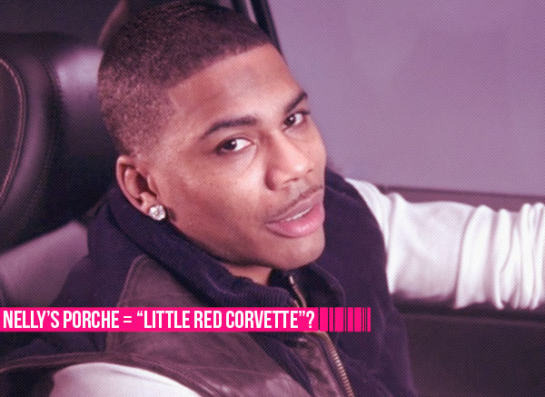 Nelly Compares His Hey Porsche To Princes Little Red Corvette