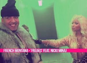 French Montana feat. Nicki Minaj - Freaks Lyrics | Musixmatch