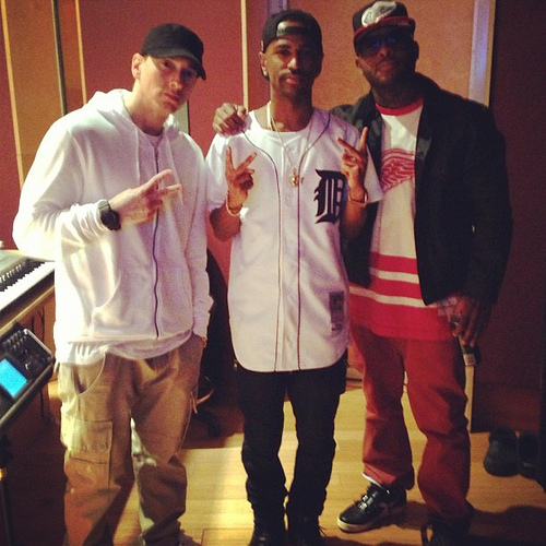 eminem big sean royce da 5'9