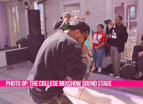 the-college-mixshow-sound-stage