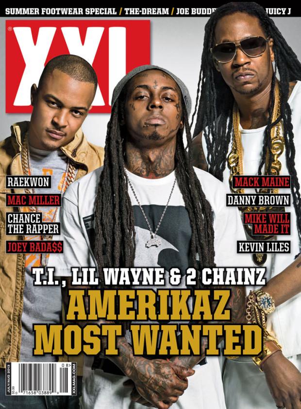lil wayne tip 2 chainz xxl magazine