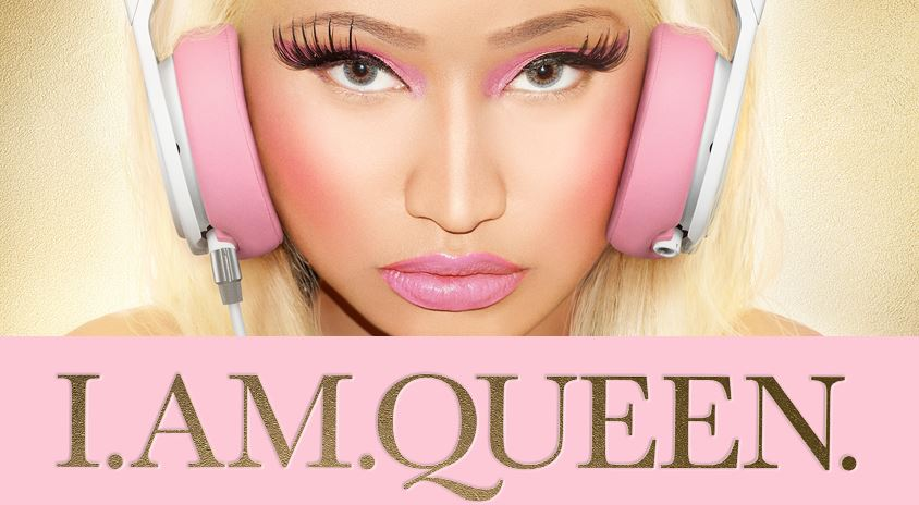 nicki minaj i-am-queen miss dimplez