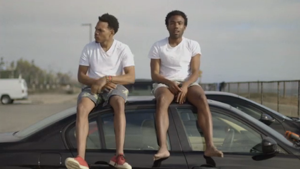 Video Chidlish Gambino Worst Guys Feat Chance Rapper on This Was A Collaborative Project I Did With One