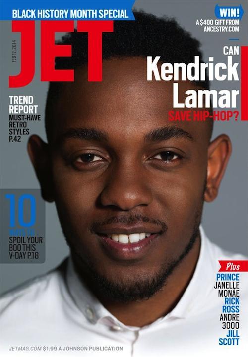 kendrick lamar jet magazine 2014