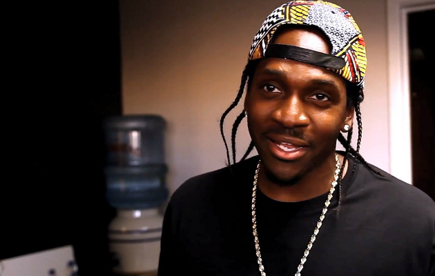 Pusha T Hairstyle And pusha t announced his