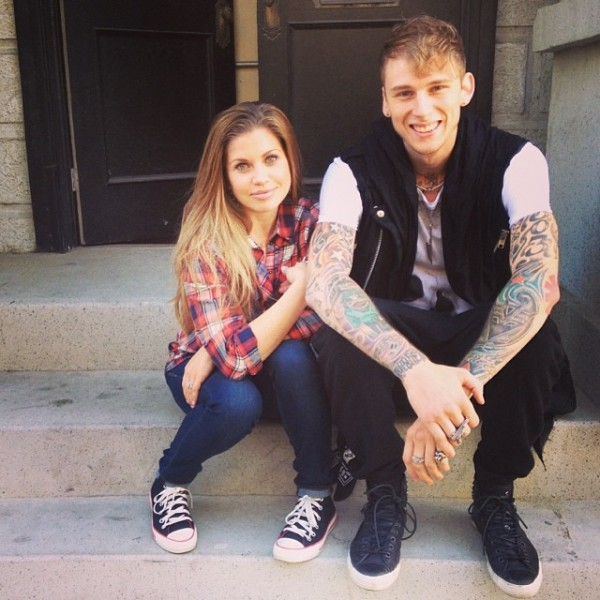 machine gun kelly topanga 2014