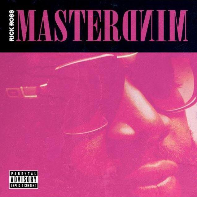 rick ross mastermind-album-cover