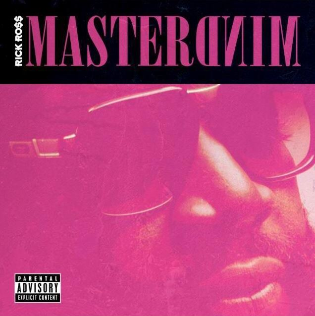 rick ross mastermind-album-cover