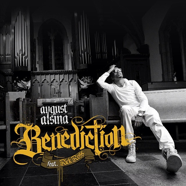 august-alsina-benediction rick ross