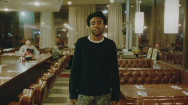 chidlish gambino sweatpants video