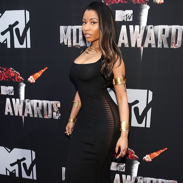 nicki minaj movie awards