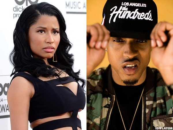 august alsina nicki minaj
