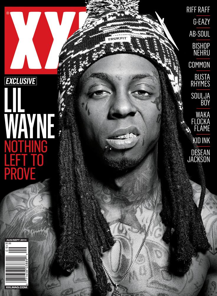 lil wayne xxl magazine
