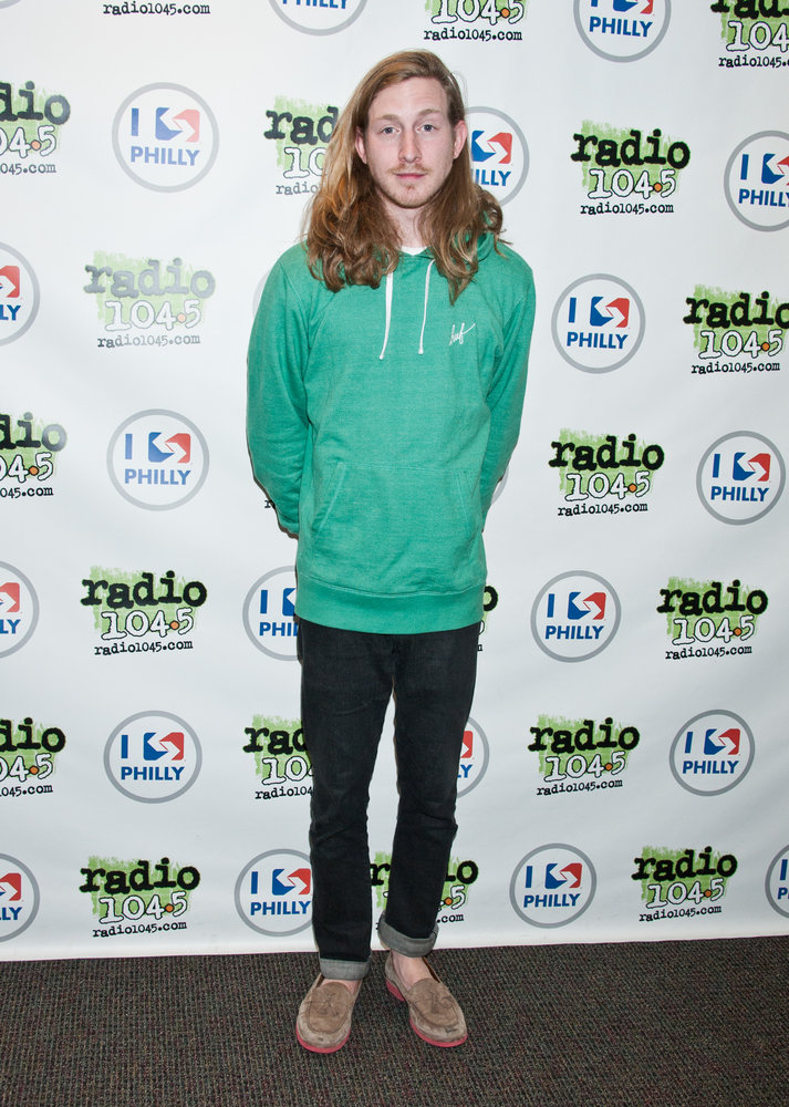 Asher Roth in Concert at Radio 104.5's Performance Theatre in Bala Cynwyd - April 02, 2014