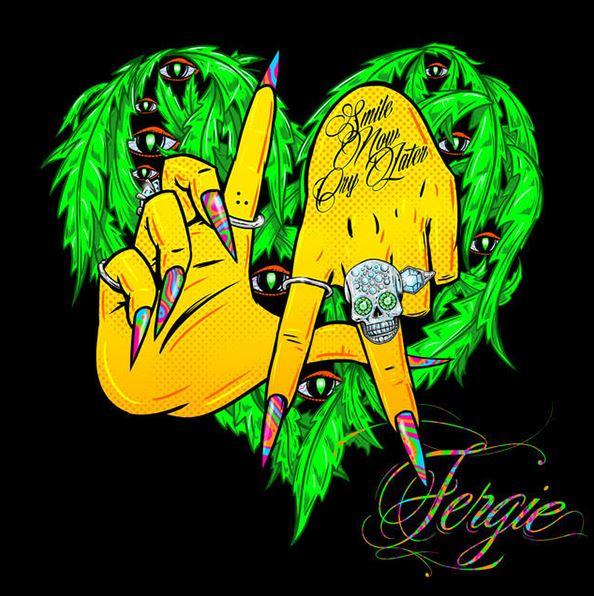 la love fergie-single
