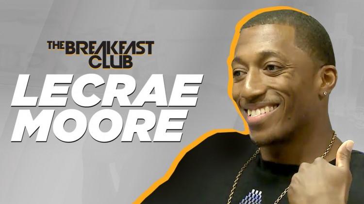 lecrae on the breakfast club