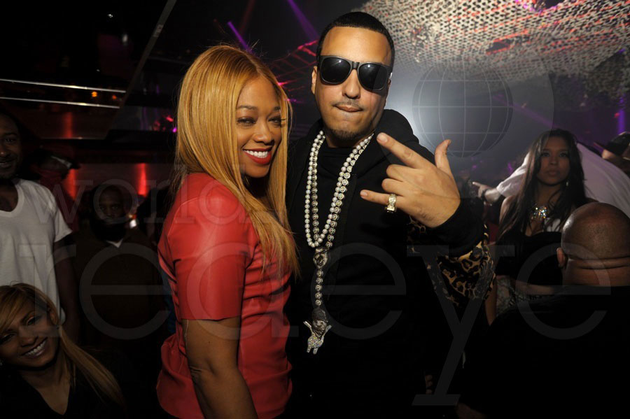 french montana and trina relationship history
