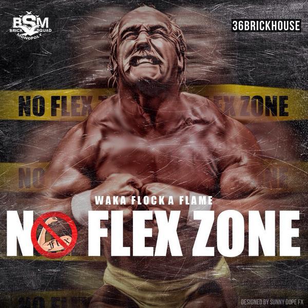 waka flocka no flex zone