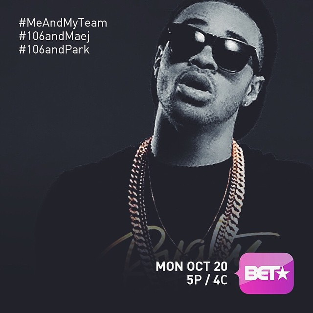 maejor ali me and my team 106 & park