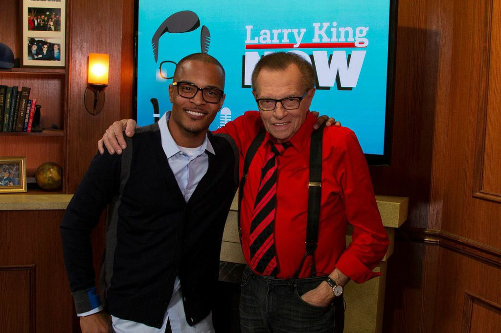 tip and larry king now