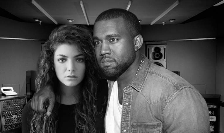 lorde and kanye west missdimplez