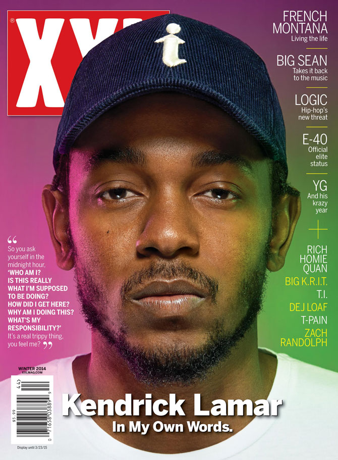 kendrick lamar xxl magazine 2014_2015 missdimplez