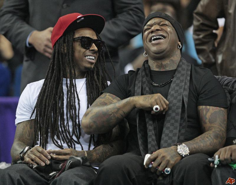 lil wayne is suing birdman for 8 million dollars