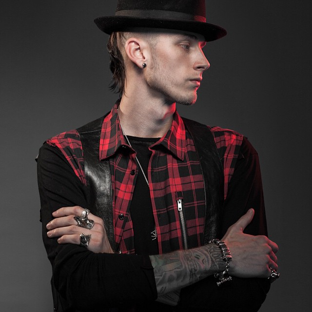 machine gun kelly 2015