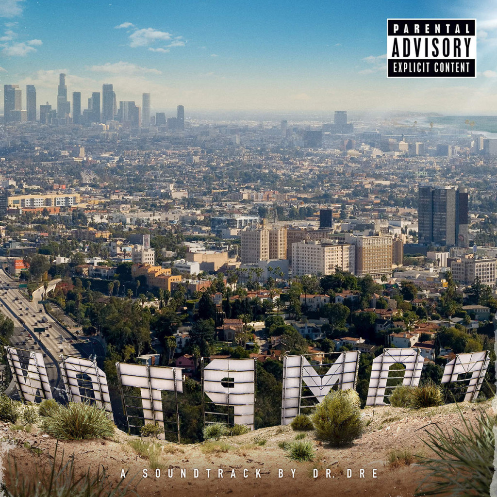 dr dre compton-soundtrack