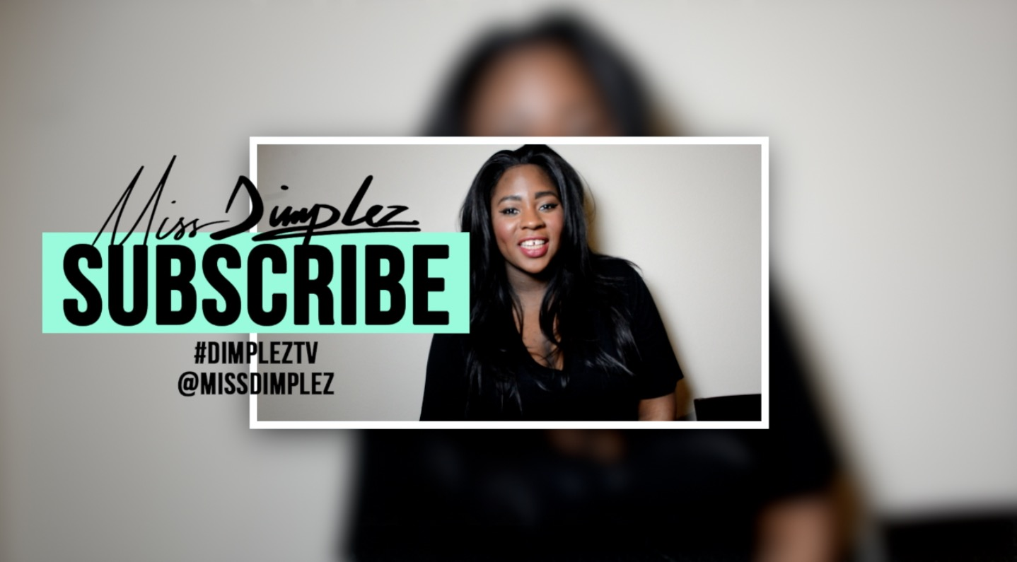 Subscribe to #DimplezTV
