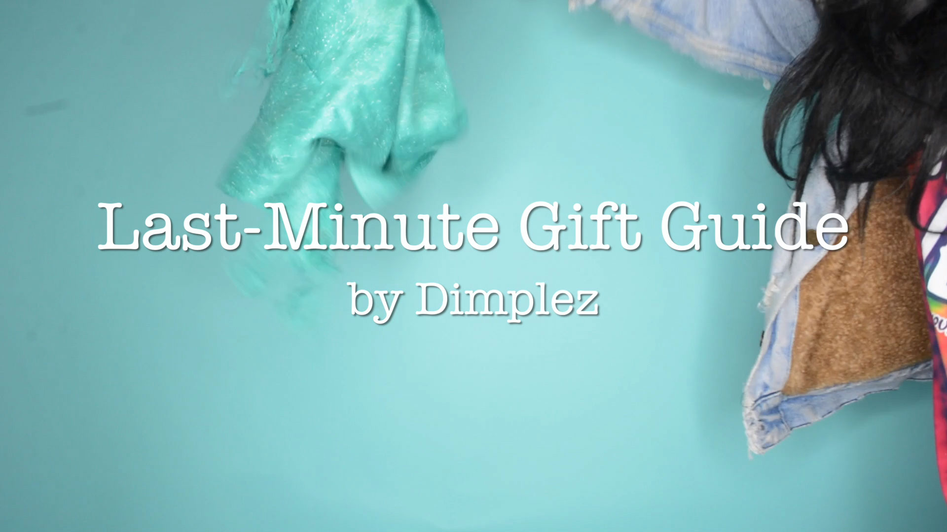A Last-Minute Gift Guide