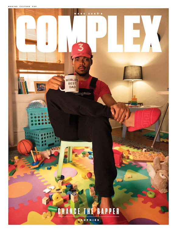 Chance The Rapper Talks Fatherhood, The Price of Fame, and Grammys