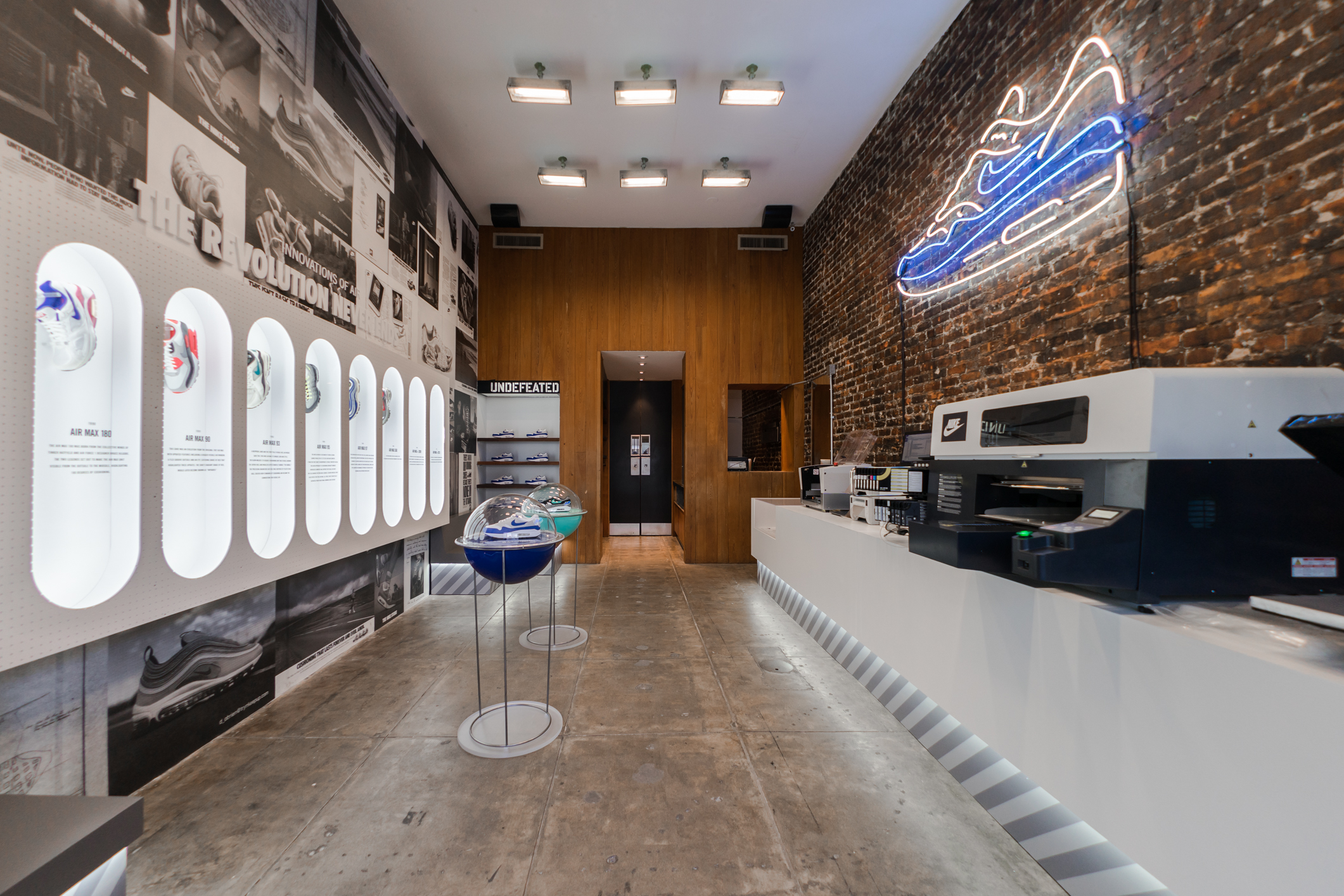 Nike Preps Sneakeasy Pop-Up for New Air Max Launch