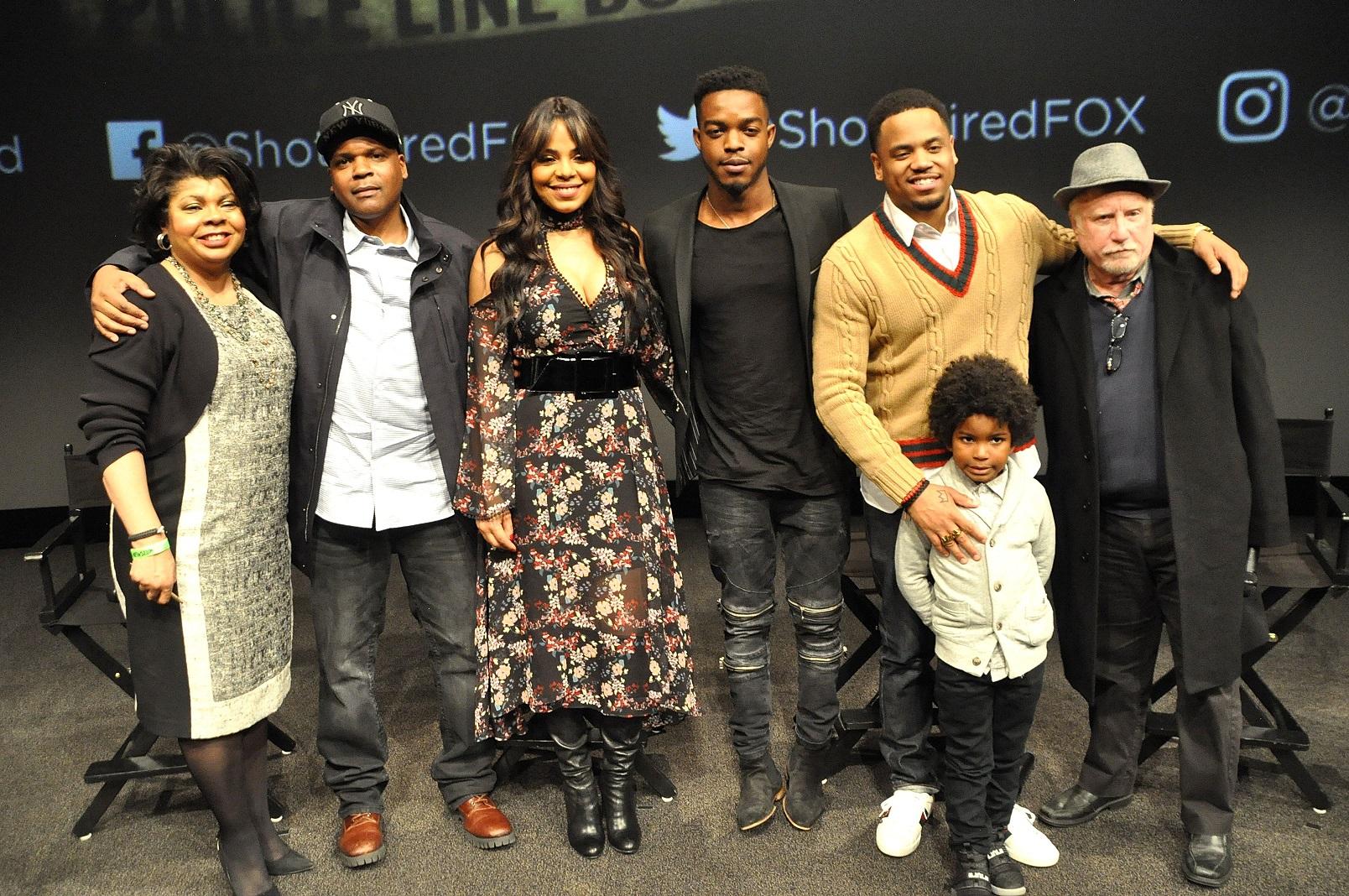 Photo Op: Sanaa Lathan, Stephan James, Mack Wilds & More Attend 'Shots Fired' Screening