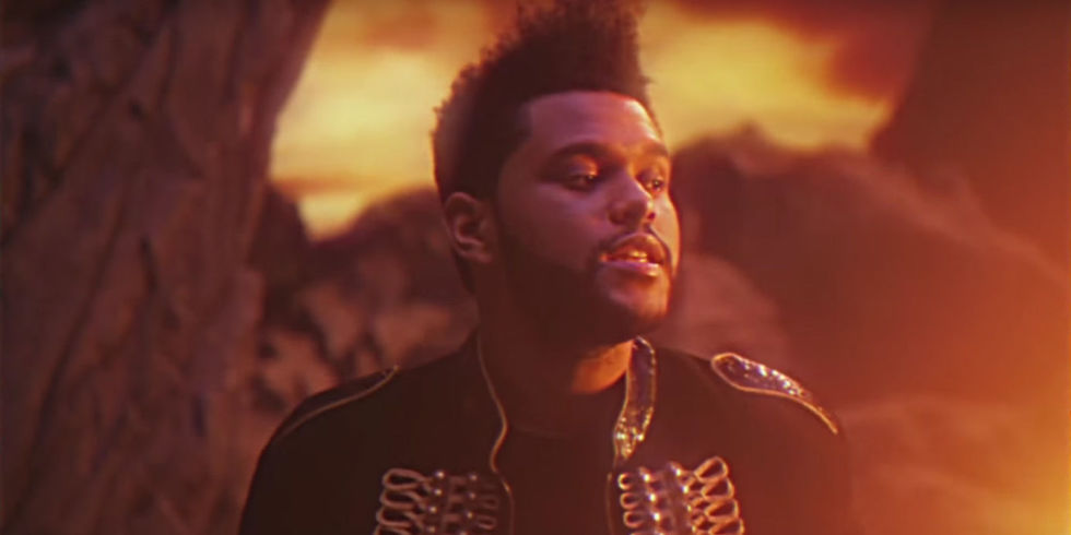 The Weeknd Releases Long-Awaited Video For 'I Feel It Coming' ft. Daft Punk