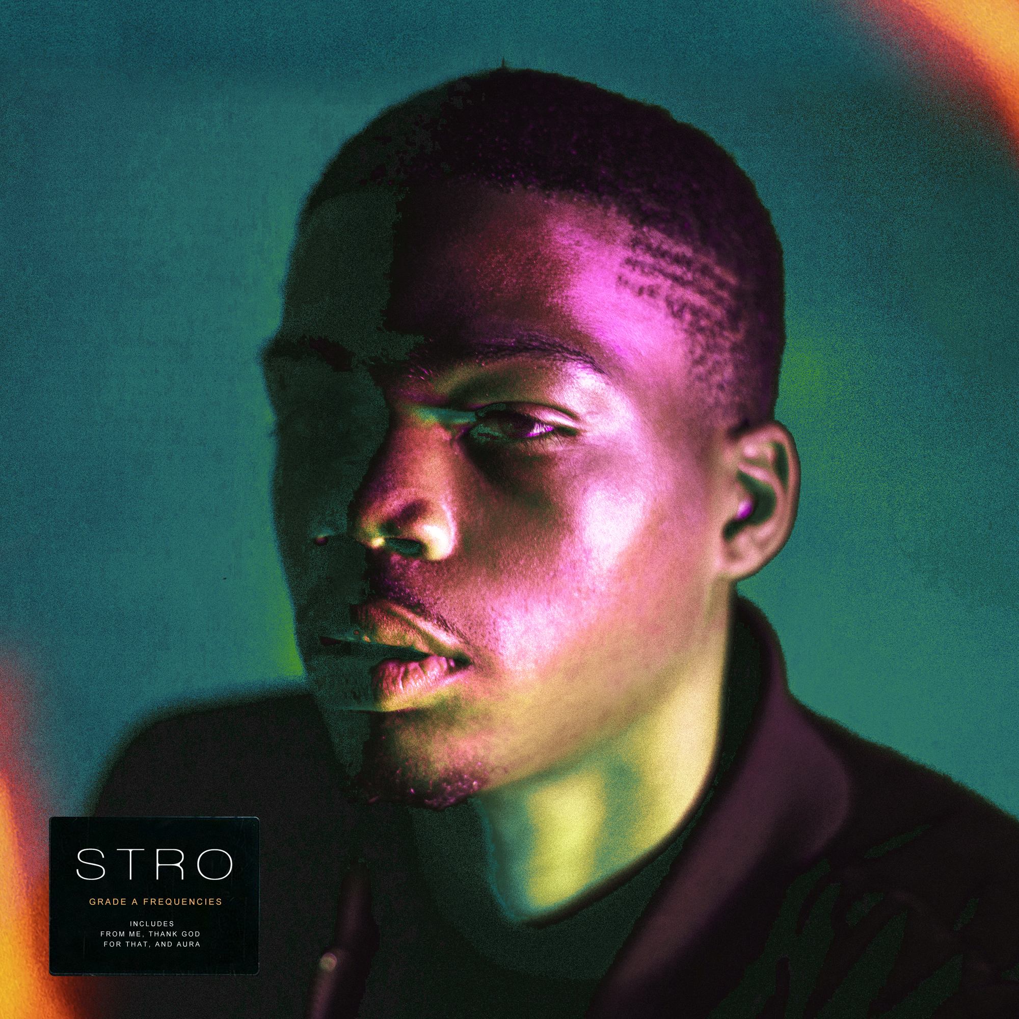 "Stro Announces 'Grade A Frequencies' Album and Releases New Single, ""From Me"""