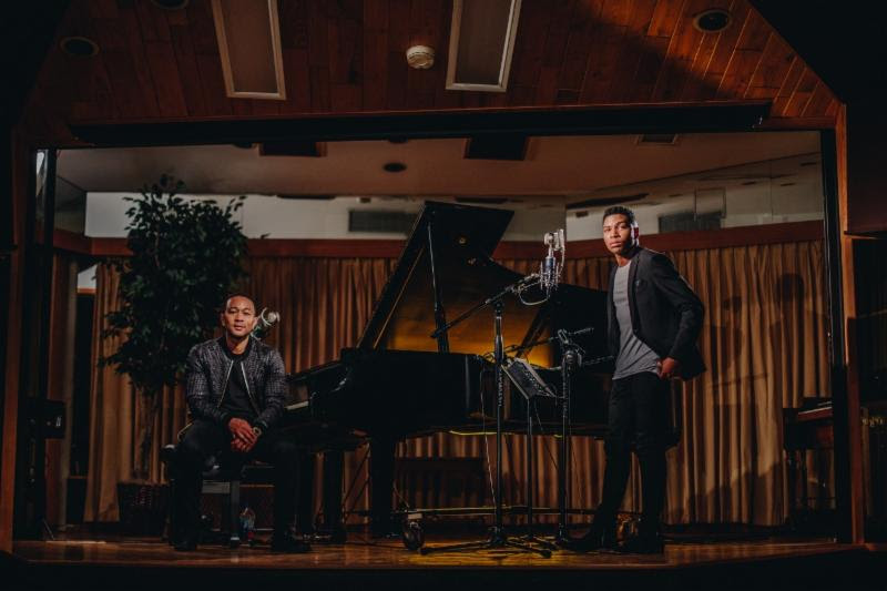 "Gallant Returns With ""In The Room"" featuring John Legend"