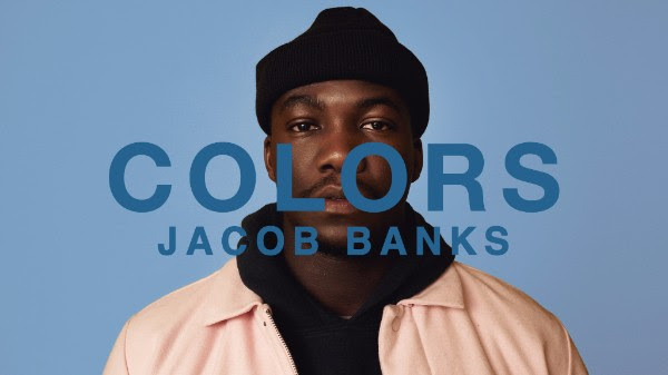 "Jacob Banks Performs ""Mercy"" For COLORS Berlin"