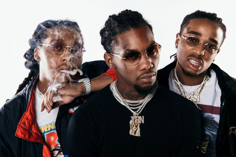 "Watch Migos Link Up With Gucci In New Video For ""Slippery"""