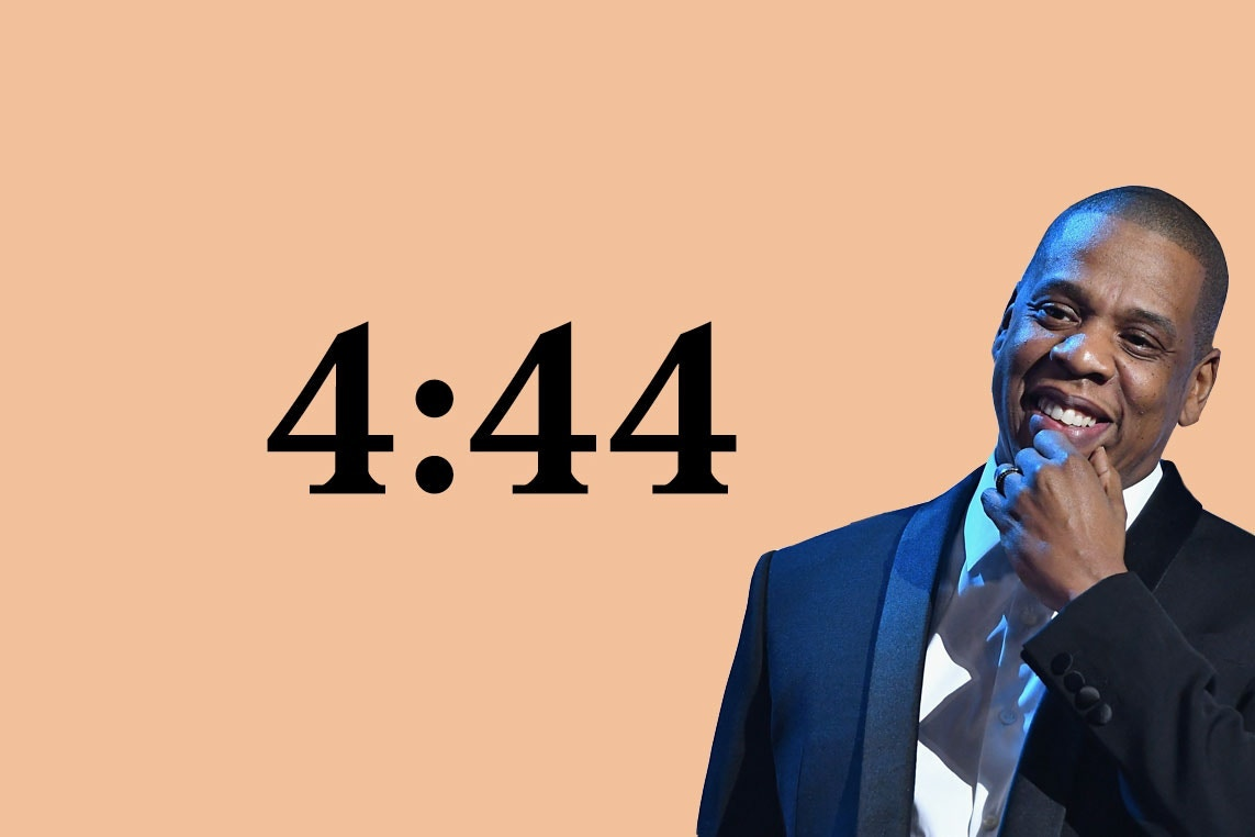 JAY-Z Announces 4:44 Tour